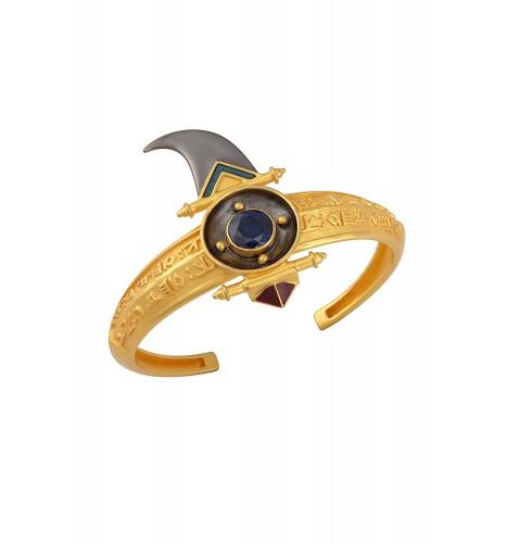 Shiva Mantra Dagger Hand Cuff