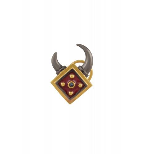 Shiva Horns Nose Pin