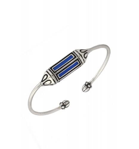 Blue Taveez Bracelet