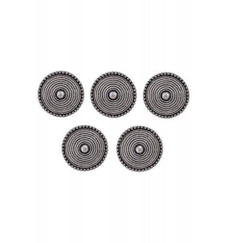 Coin Kurta Button Set