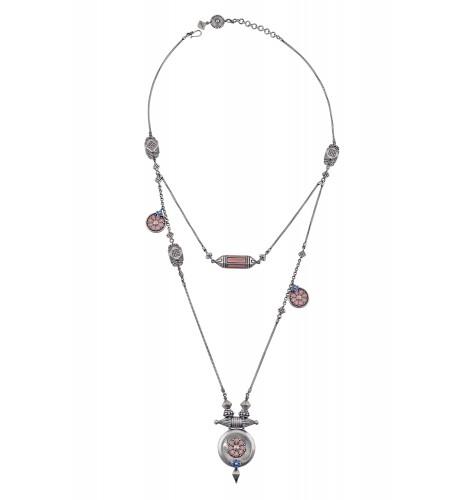 Talisman Charm Necklace