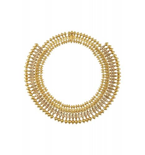 Swarovski Marquise Ball Necklace